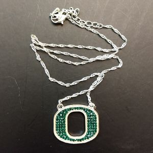 Oregon O necklace